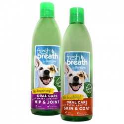 Tropiclean Fresh Breath...