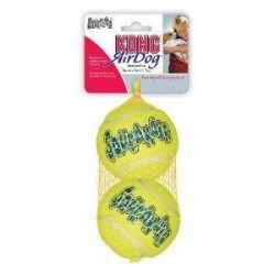 KONG Air Squeakers TENNIS...