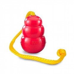 KONG Classic with Rope Įv....