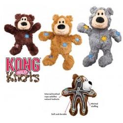 KONG Bear Knots Įv. Dydžių