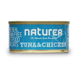 Naturea Tuna & Chicken...