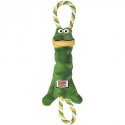 KONG Tugger Knots Frog...