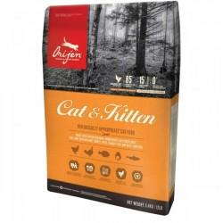 Orijen Cat & Kitten maistas...