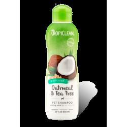 Tropiclean Oatmeal&Tea...