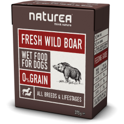 NATUREA Fresh Wild Boar...