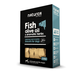 Naturea Biscuits Fish,...
