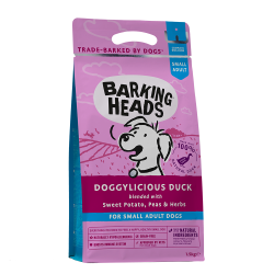 Barking Heads Doggylicious...