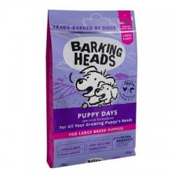 Barking Heads Puppy Days...