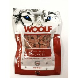 WOOLF Soft Beef Chunkies...
