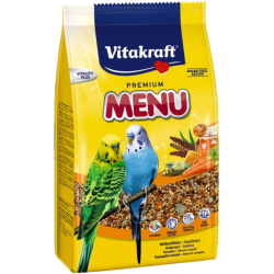 Vitakraft Pemium Menu...