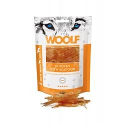 WOOLF Soft Chicken with...