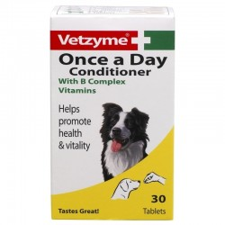 Vetzyme Once a Day papildas...