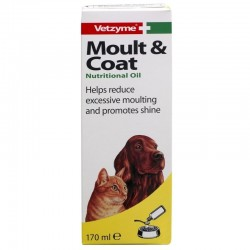 Vetzyme Moult & Coat...