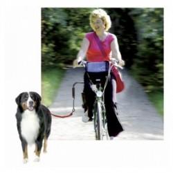 Laikiklis šuniui prie dviračio