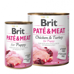 BRIT CARE Chicken&Turkey...