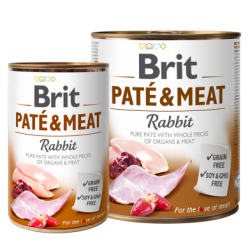 BRIT CARE Rabbit Pate &...