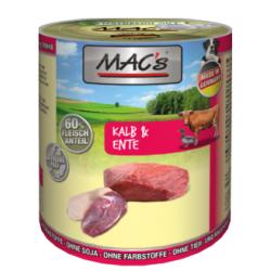 Mac's Dog konservai su...