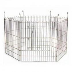 Metalinė tvorelė 8 dalių...