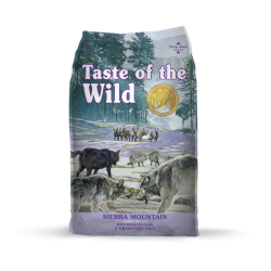 Taste of The Wild Canine...