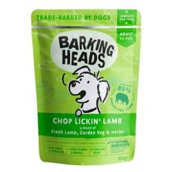 Barking Heads Chop Lickin'...