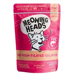 Meowing Heads...
