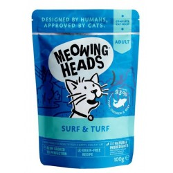 Meowing Heads Supurr Surf...