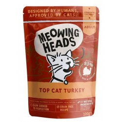 Meowing Heads Top Cat...