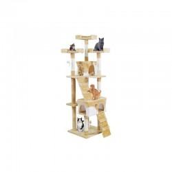 Draskyklė - namelis katėms...