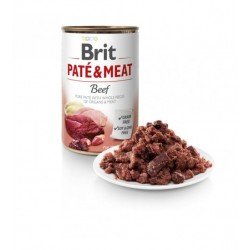 Brit Care Beef Pate & Meat...