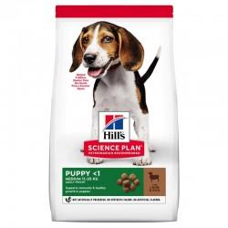 Hills SP Canine Puppy Lamb...