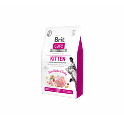 Brit Care Cat GF Kitten...