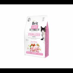 Brit Care Cat GF Sterilized...