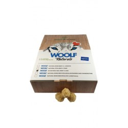 WOOLF XS Natural Ball with...