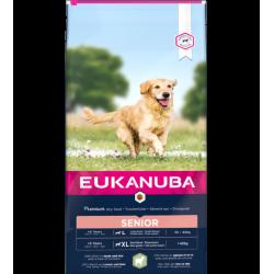 Eukanuba Senior L/XL Lamb...